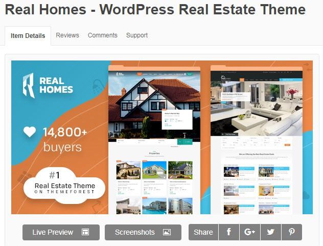 Chọn nơi cung cấp theme wordpress bất động sản ở đâu uy tín