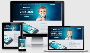 Theme wordpress giới thiệu phòng khám nha khoa